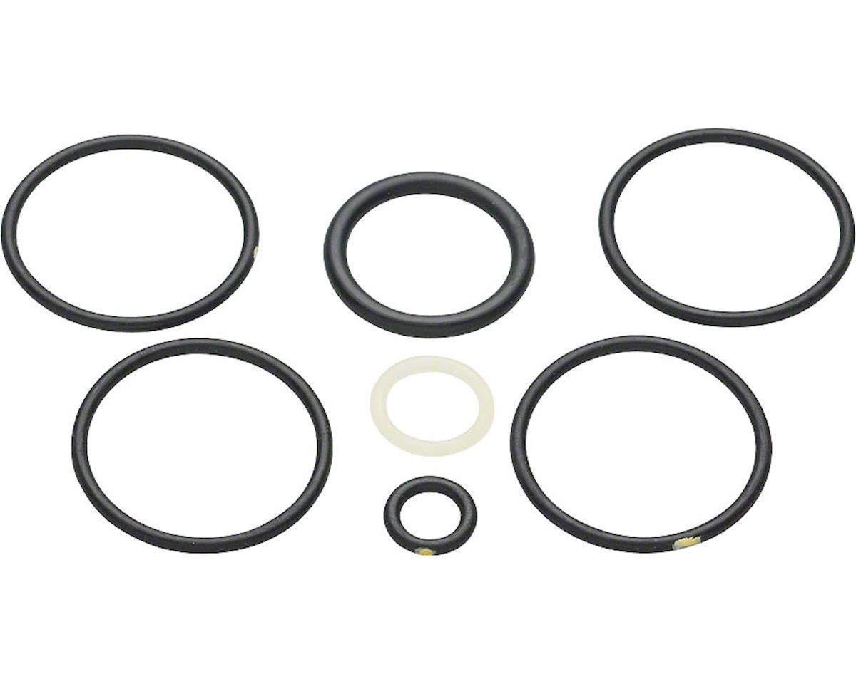 O-ring Kit R7, Black