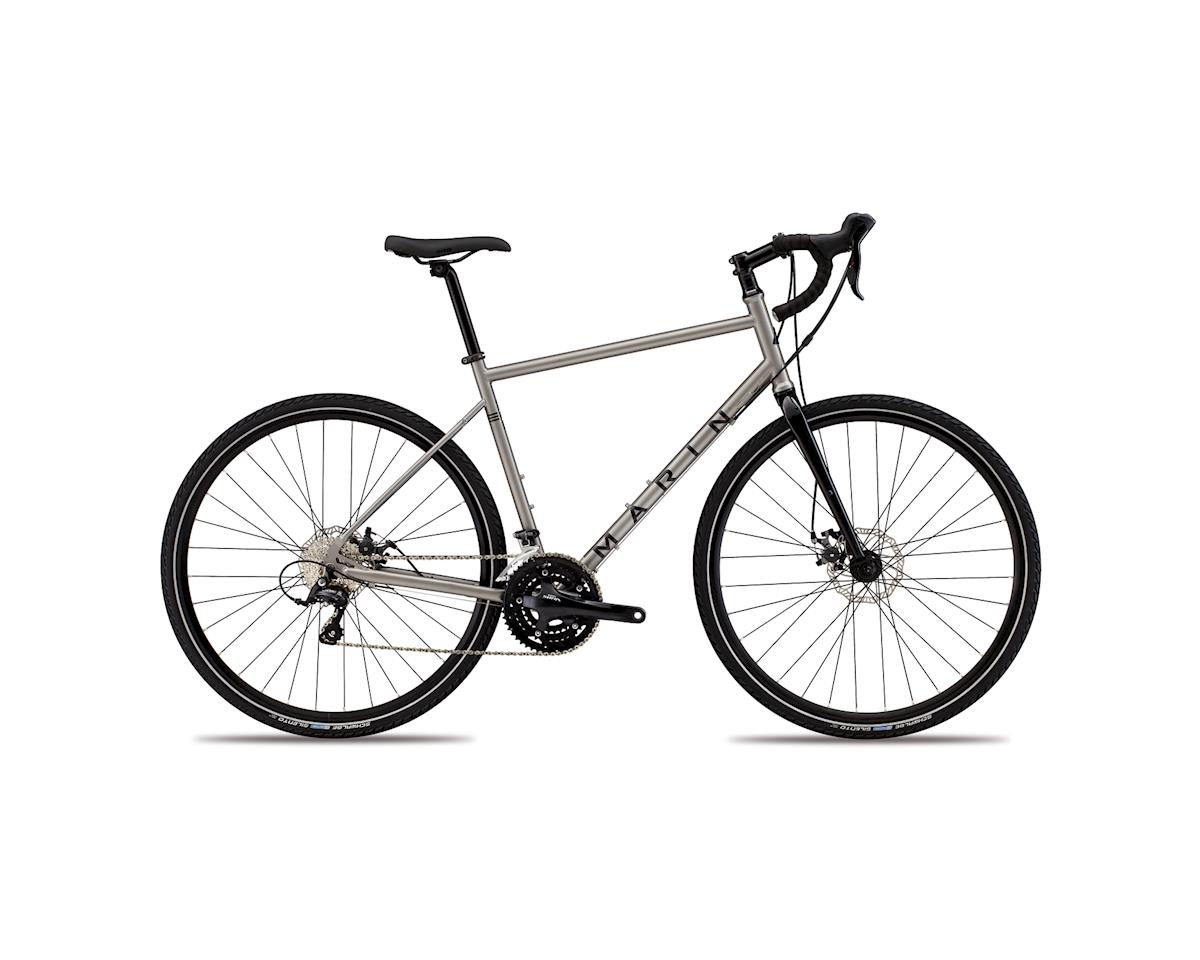 Marin Four Corners Touring Bike - 2016 (Silver)
