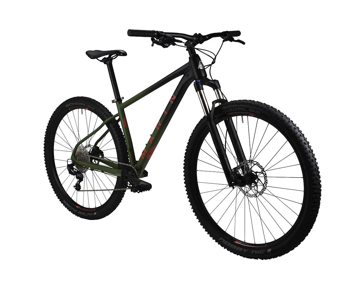 Marin Nail Trail 6 LE Mountain Bike - 2017 Performance Exclusive (Black)