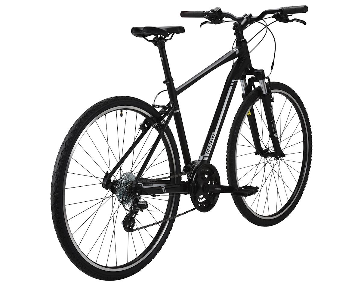 Marin San Rafael DS1 LE Sport Hybrid Bike - 2017 Performance Exclusive (Black) (15)