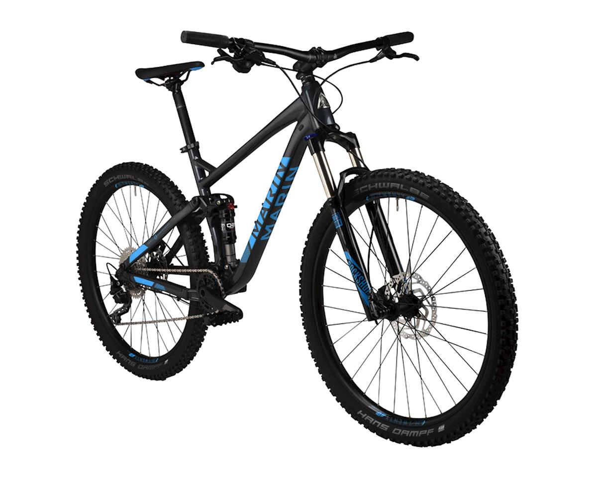 Marin Hawk Hill 27.5 Mountain Bike - 2018 (Black) (Xsmall)