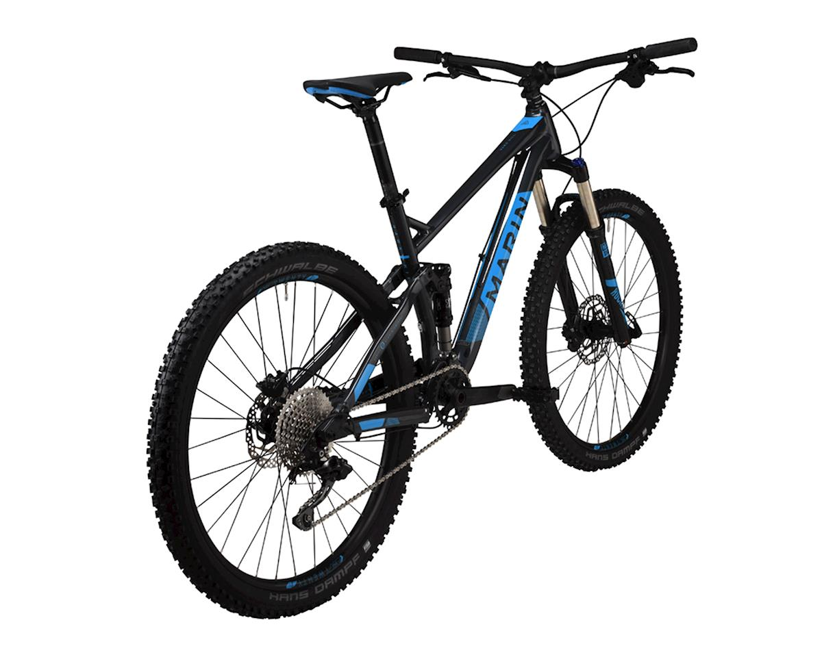 Marin Hawk Hill 27.5 Mountain Bike - 2018 (Black) (Xsmall)