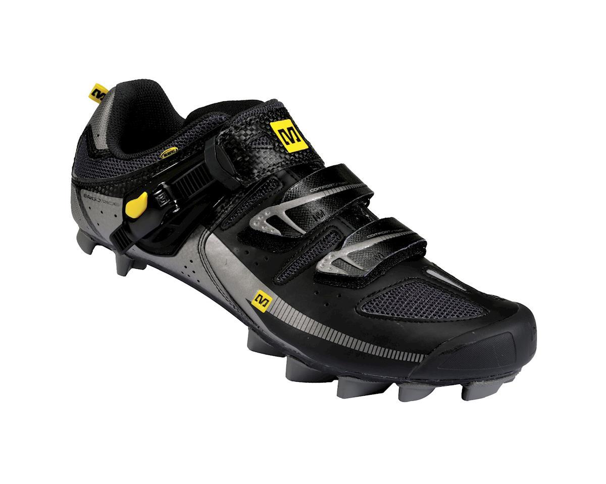 los angeles best value new arrive Mavic Rush MTB Shoes (Black) [10-7327-BLK-75-P] - Performance Bicycle