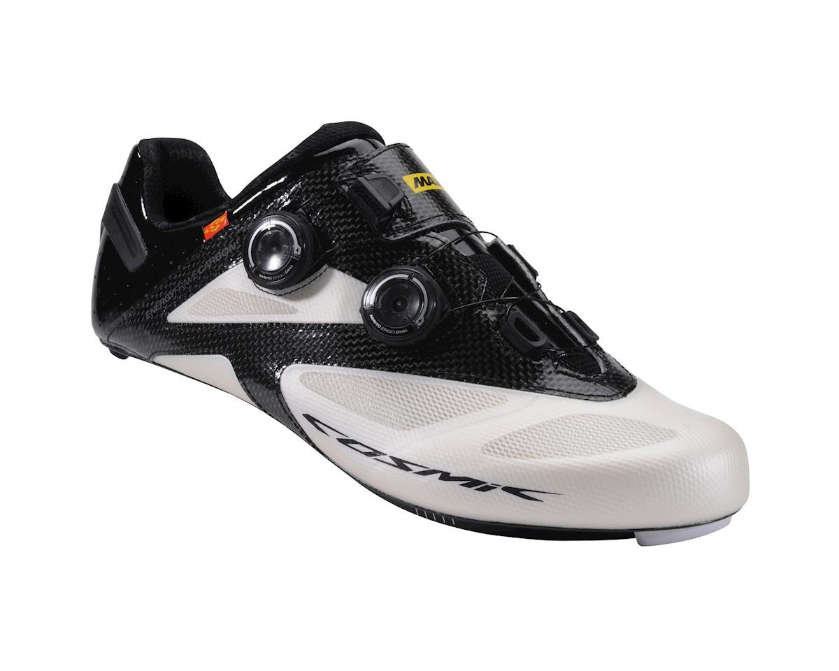 47b1d2632 Mavic Cosmic Ultimate II Road Shoes (Black White)  11-3848-BLW-P ...
