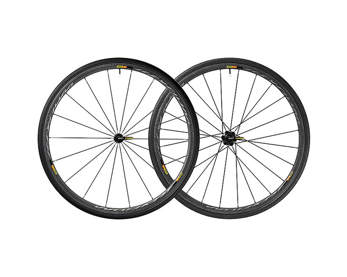Mavic Ksyrium Pro Carbon Sl C Road Wheelset 50 4209 Non Non
