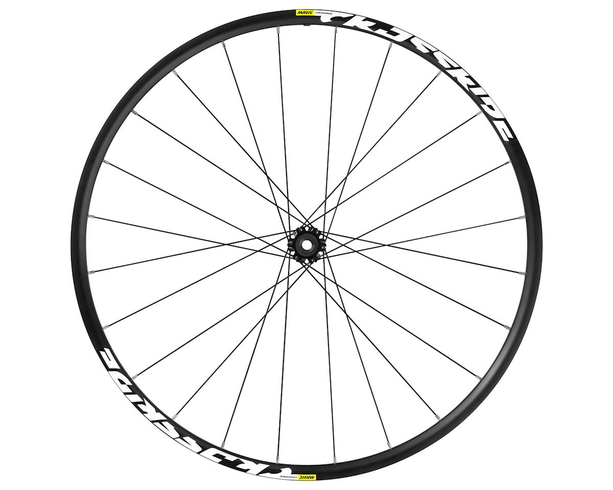 "Mavic, Crossride, Wheel, Front, 29"", 24 spokes, QR"