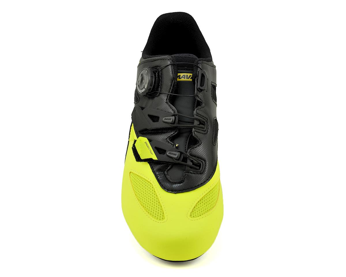 Mavic Cosmic Elite Road Shoes (Black/Yellow) (12.5)