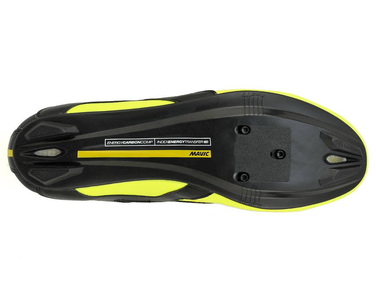 Mavic Cosmic Elite Road Shoes (Black/Yellow) (9.5)
