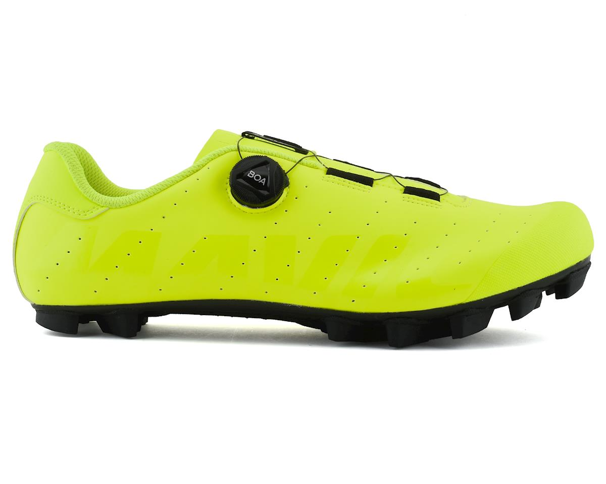 Image 1 for Mavic Crossmax Boa Mountain Bike Shoes (Safety Yellow) (10.5)