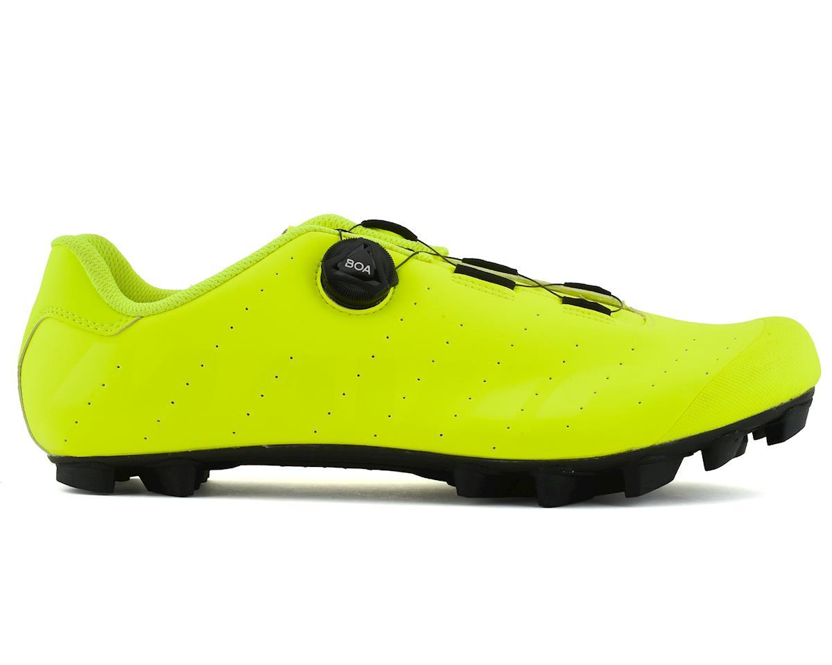 Image 1 for Mavic Crossmax Boa Mountain Bike Shoes (Safety Yellow) (13.5)