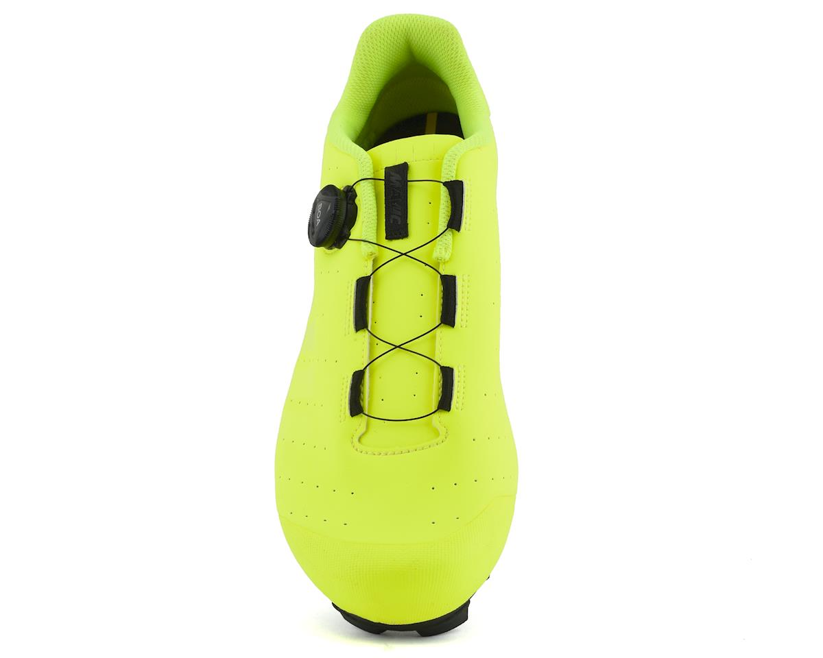 Image 3 for Mavic Crossmax Boa Mountain Bike Shoes (Safety Yellow) (13.5)