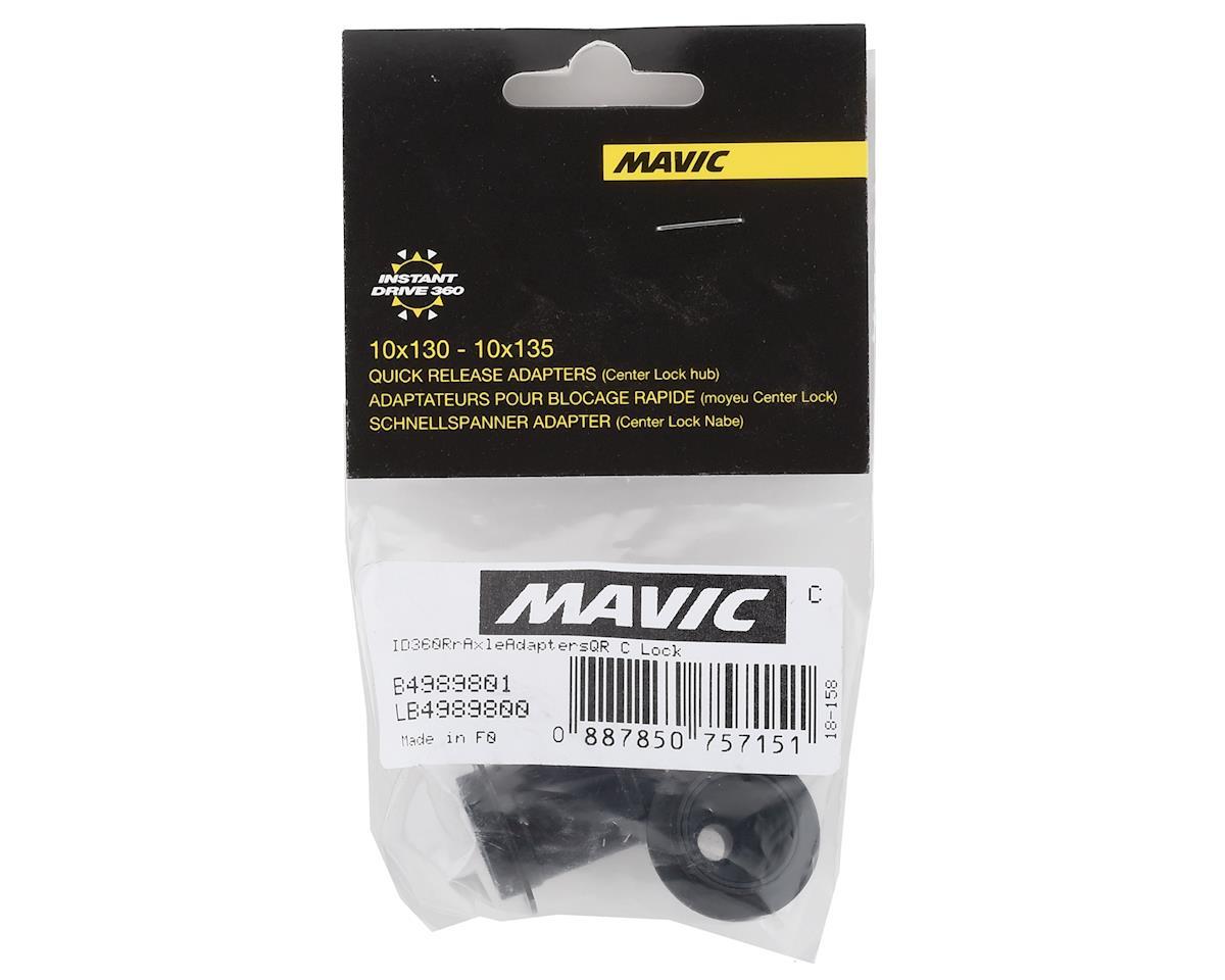 Mavic Rear Road Hub Adapter (Quick Release) (CenterLock)