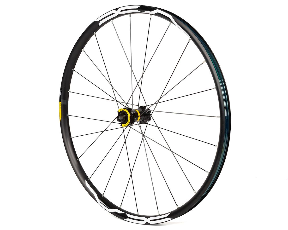 Image 1 for Mavic XA 27.5'' Disc Thru Axle Front Wheel (6-bolt) (15 x 110mm)