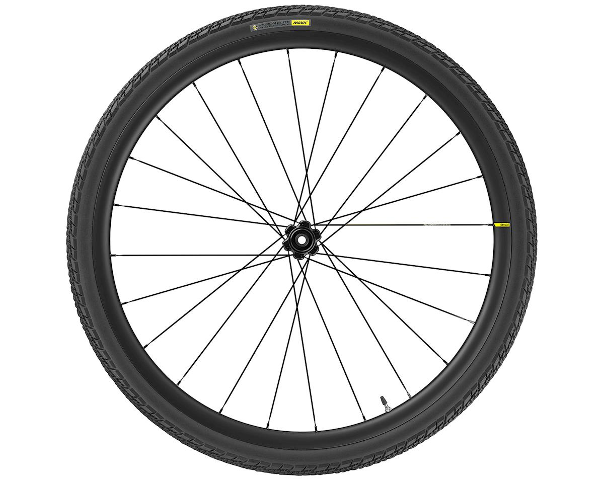 Mavic Allroad Pro Carbon SL Front Wheel (Tubeless) (Disc Brake)