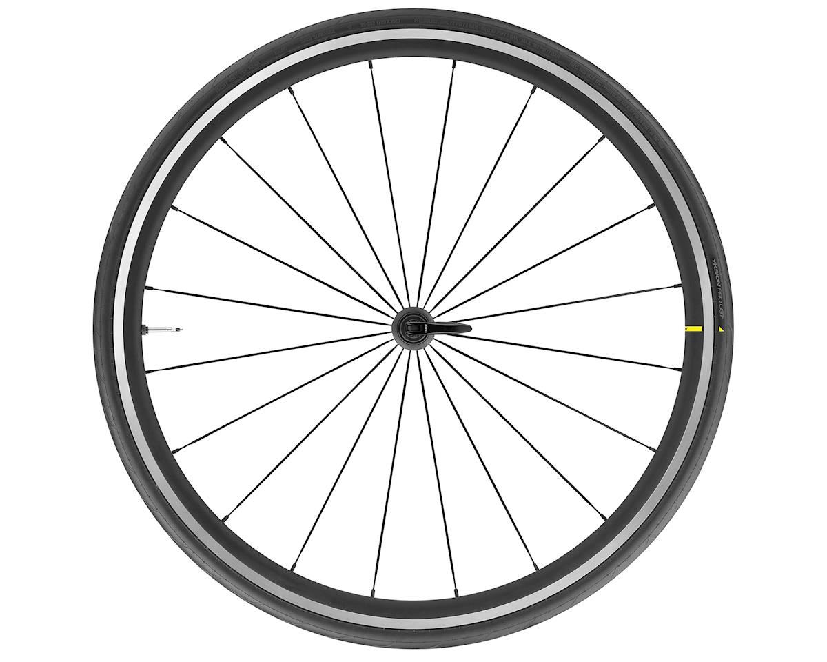 Mavic Cosmic Elite UST Front Wheel (Tubeless) (Rim Brake)