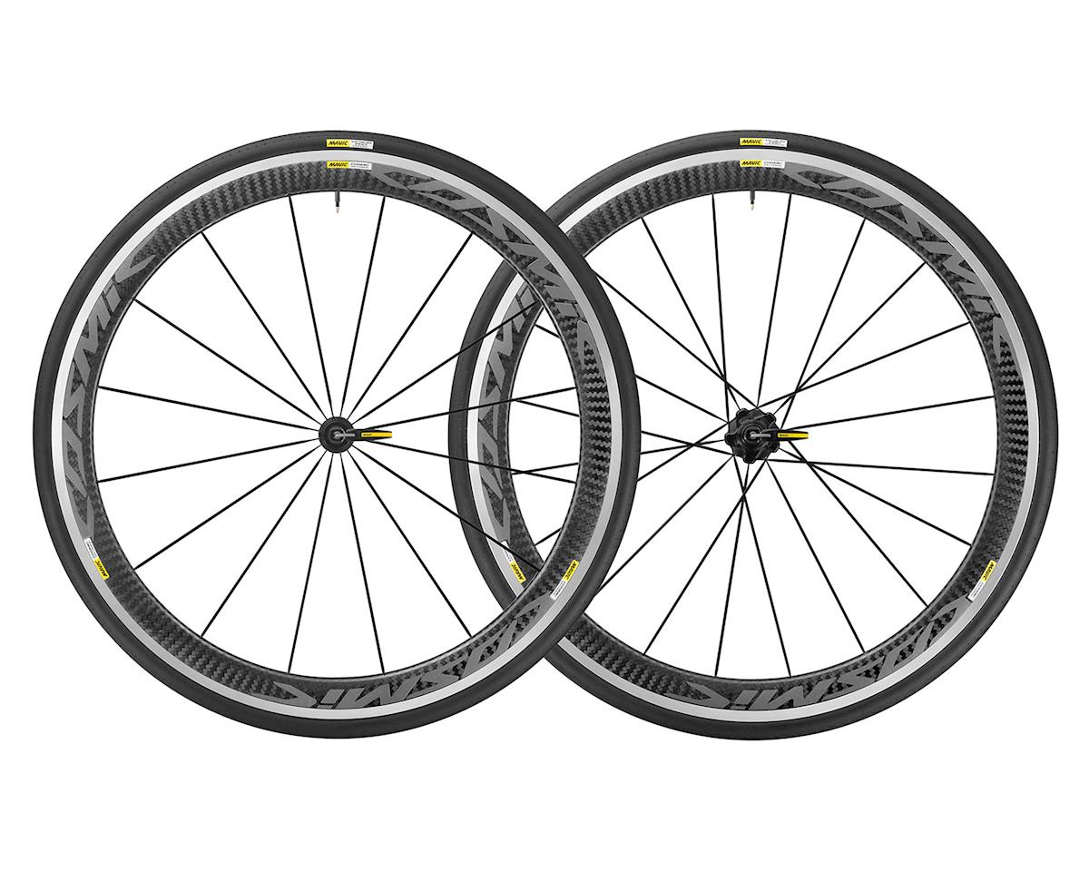 Mavic Cosmic Pro Carbon WTS M-25 Wheelset (Black)