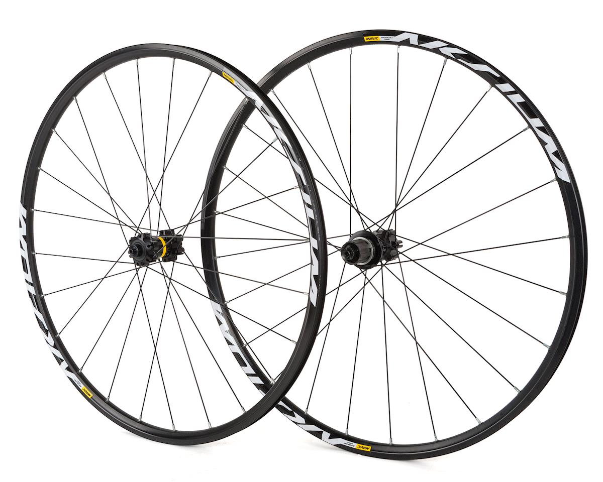 Mavic Aksium Disc Road Wheelset (6-Bolt) (11-Speed SRAM/Shimano)