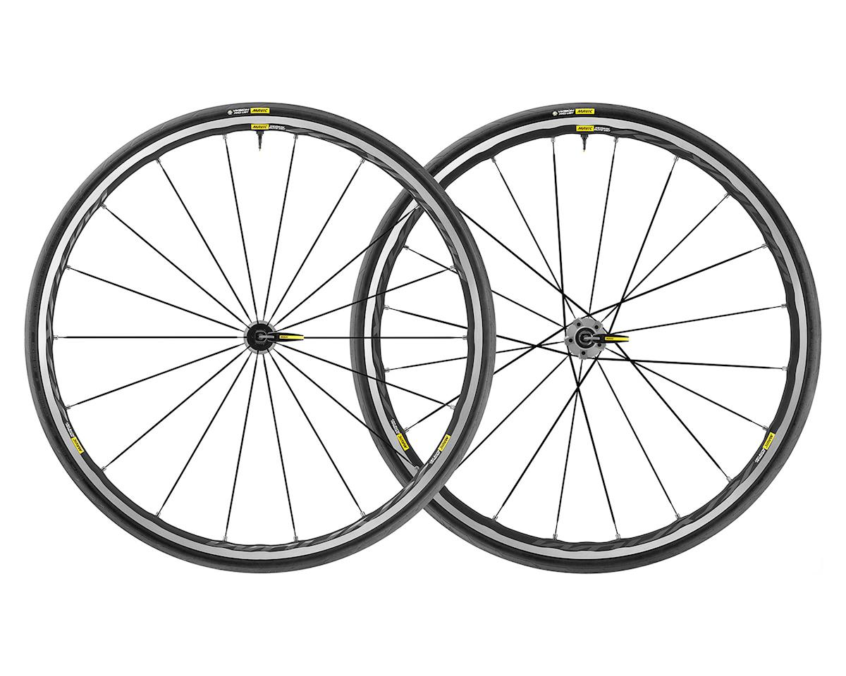 Mavic Ksyrium Elite UST M-25 Wheelset (Graphite Black)