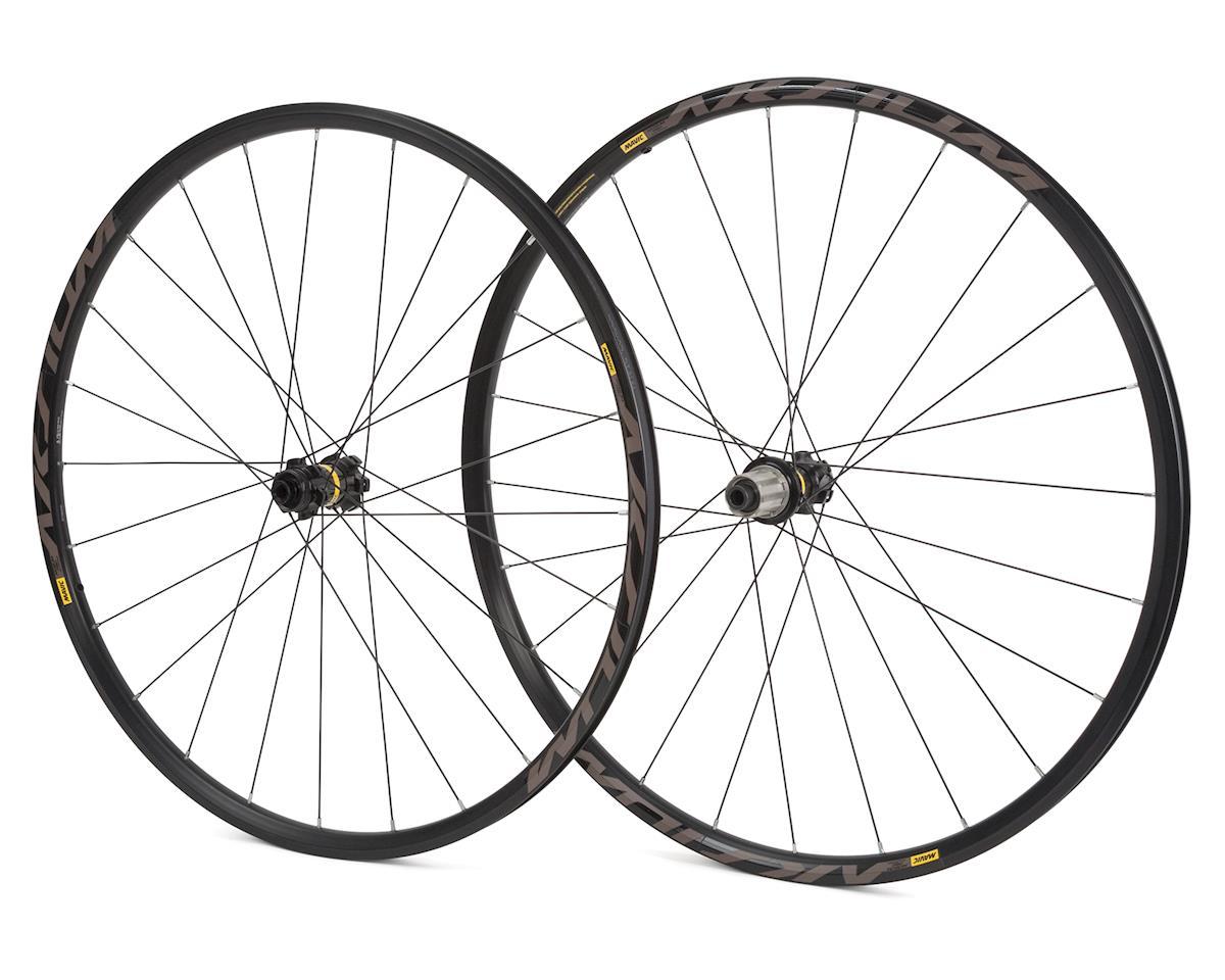 Mavic Aksium Allroad M 11 Disc Wheelset Centerlock Lp8712100