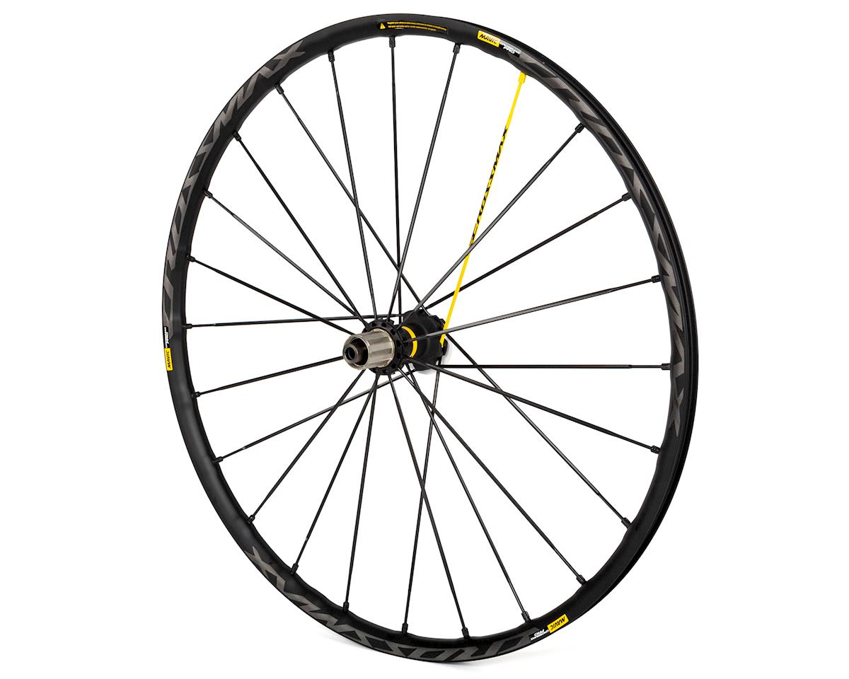 Mavic Crossmax Pro 29 Rear Wheel (HG) (12x148)