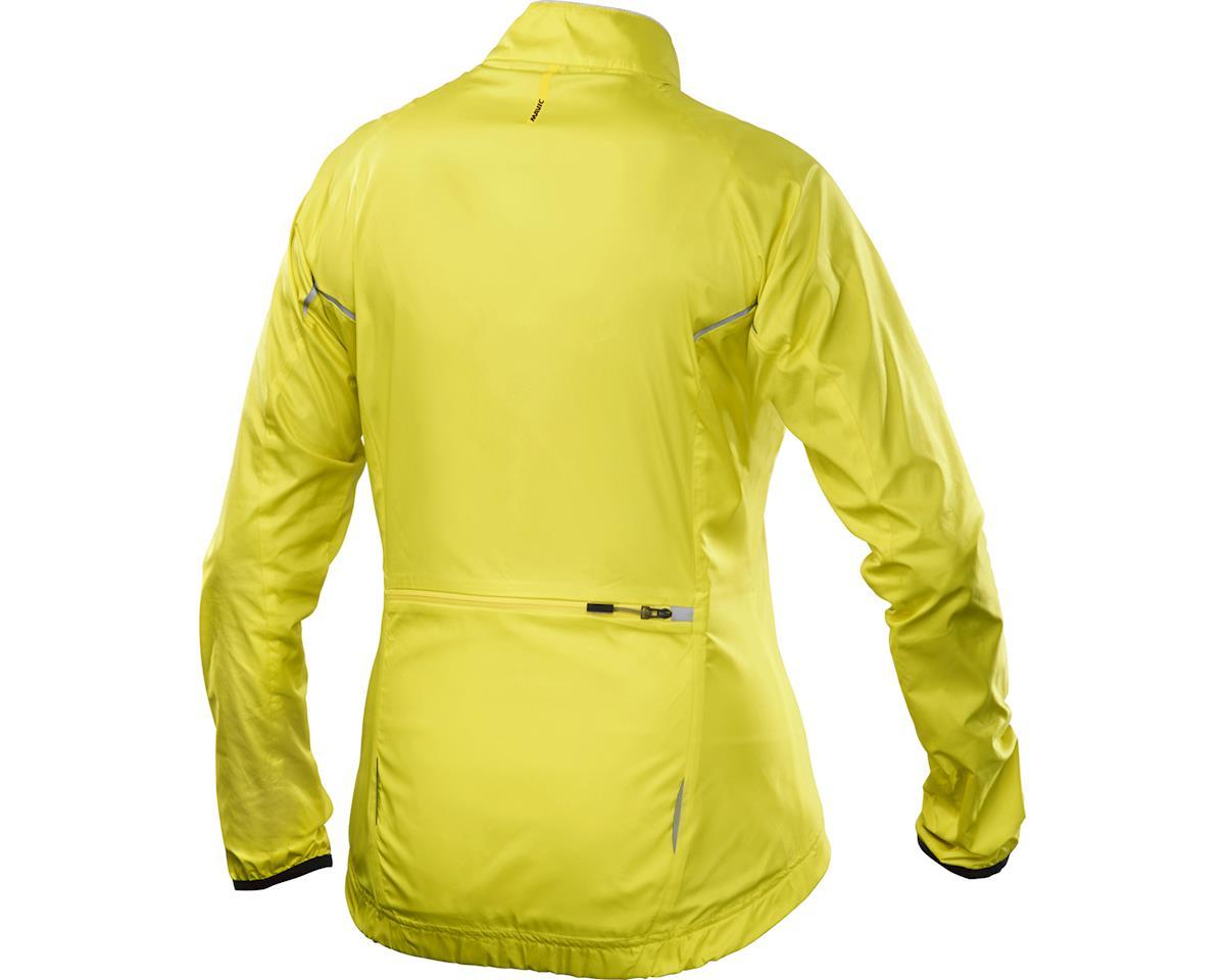 Mavic Aksium Women's Jacket (Yellow) (Extra Large (Us Large))