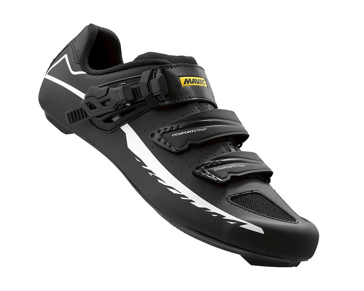 Image 1 for Mavic Aksium Elite II Road Shoes (Black/White) (13.5 Uk (Us 14))