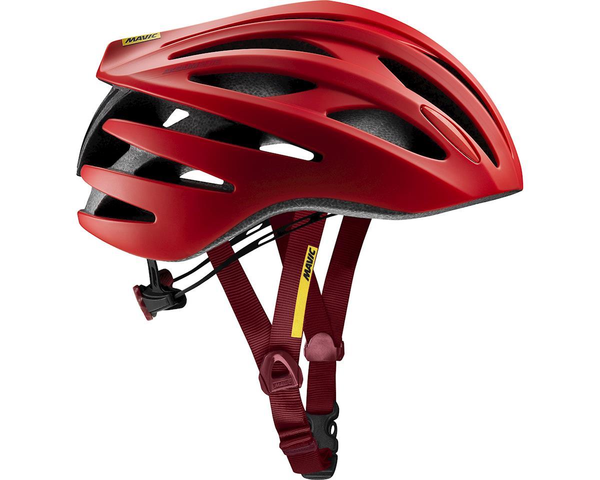 Mavic Aksium Elite Helmet - Closeout (Fiery Red)