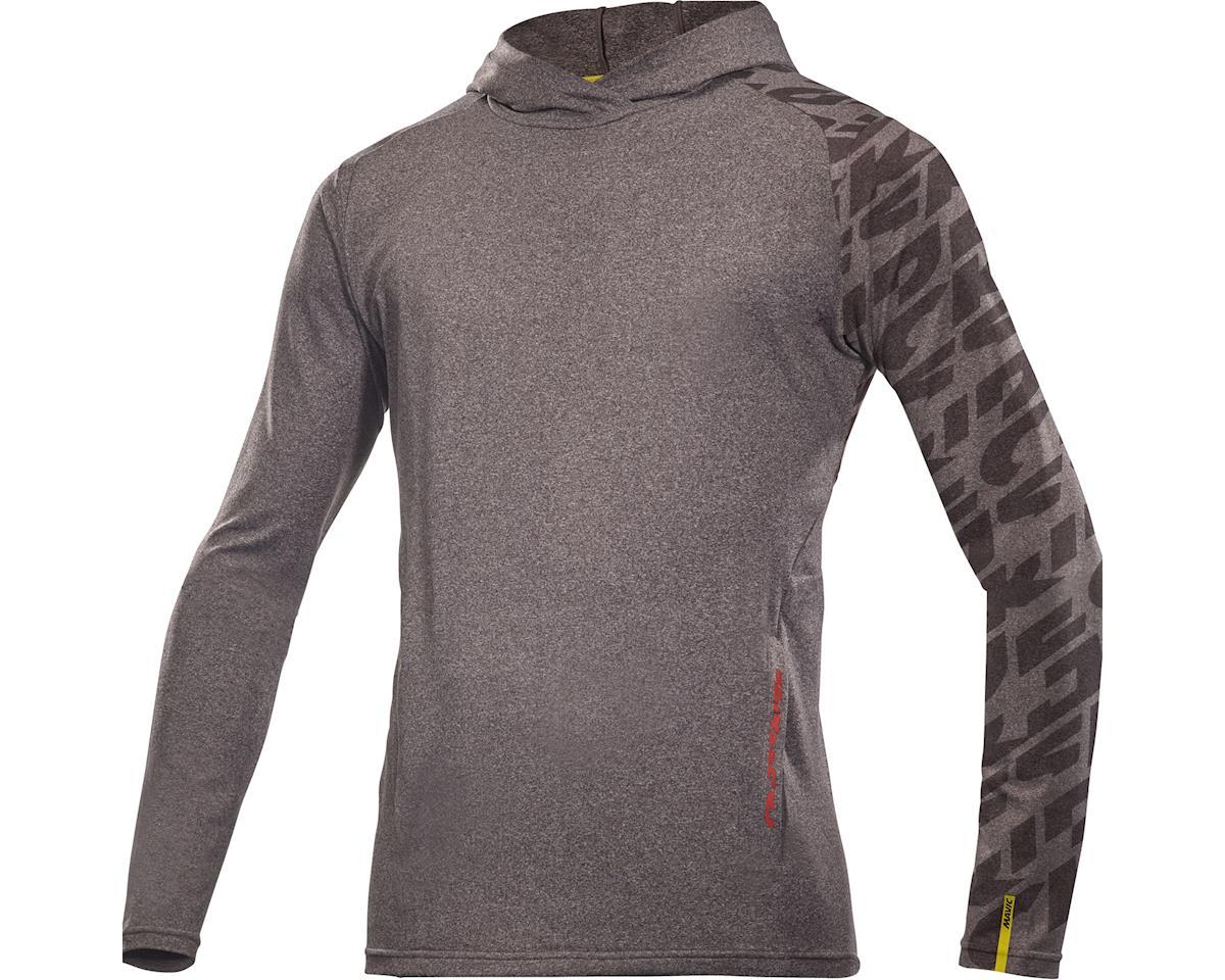 Mavic Crossride Long Sleeve Hoodie (Grey Denim)
