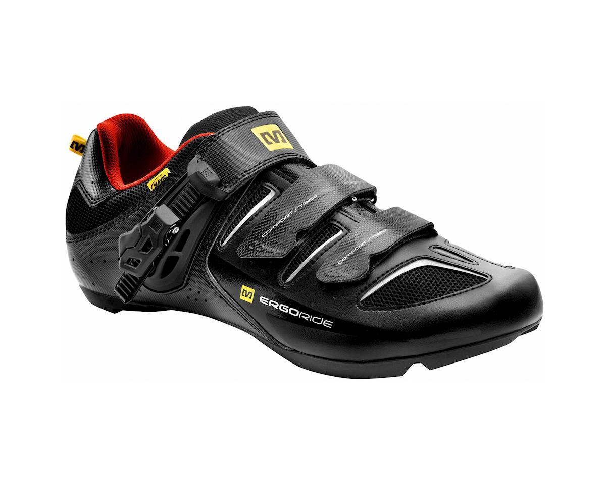 Mavic Cyclo Tour Sport Shoes (Black/Silver) (14 Uk (Us 14.5))
