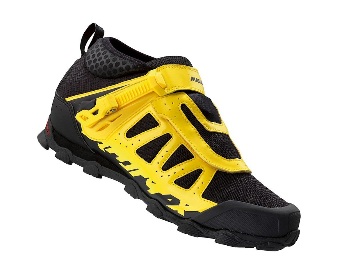 Mavic Crossmax XL Pro Mountain Shoes (Mavic Yellow/Black) (11.5 Uk (Us 12))