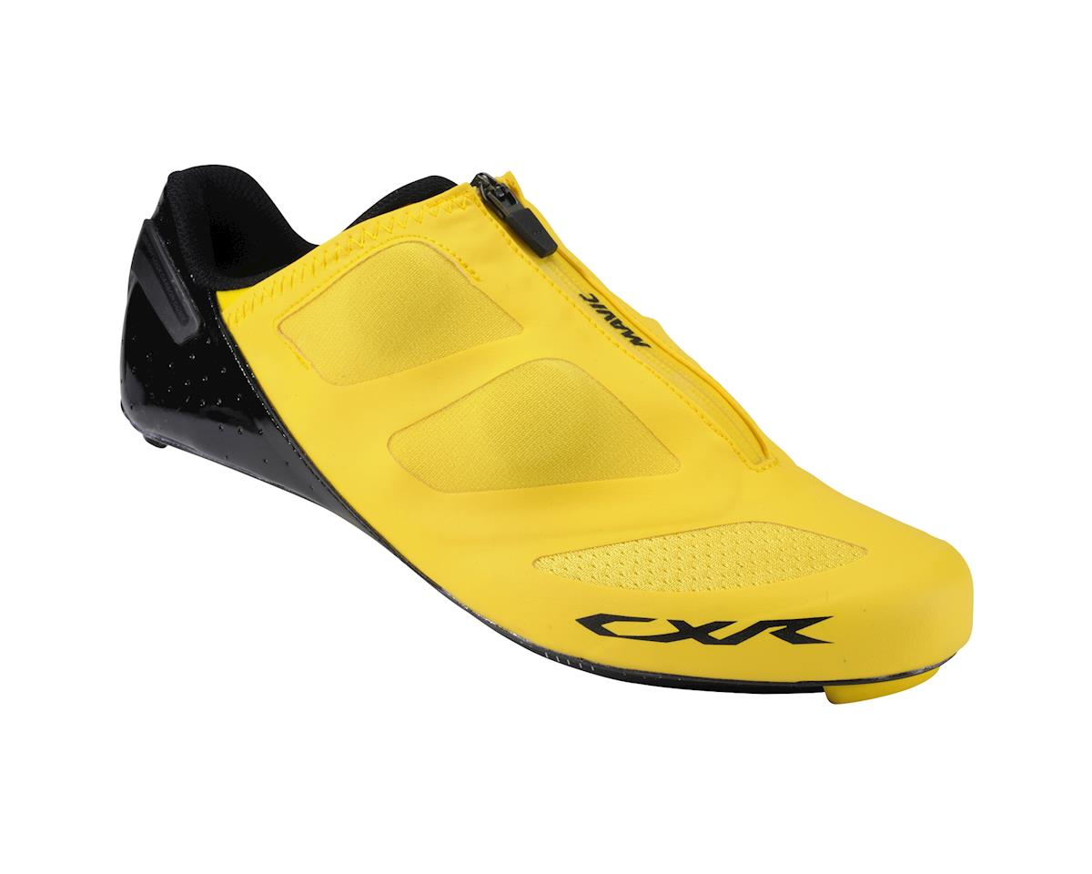 Mavic CXR Ultimate II Road Shoes (Yellow/Black)