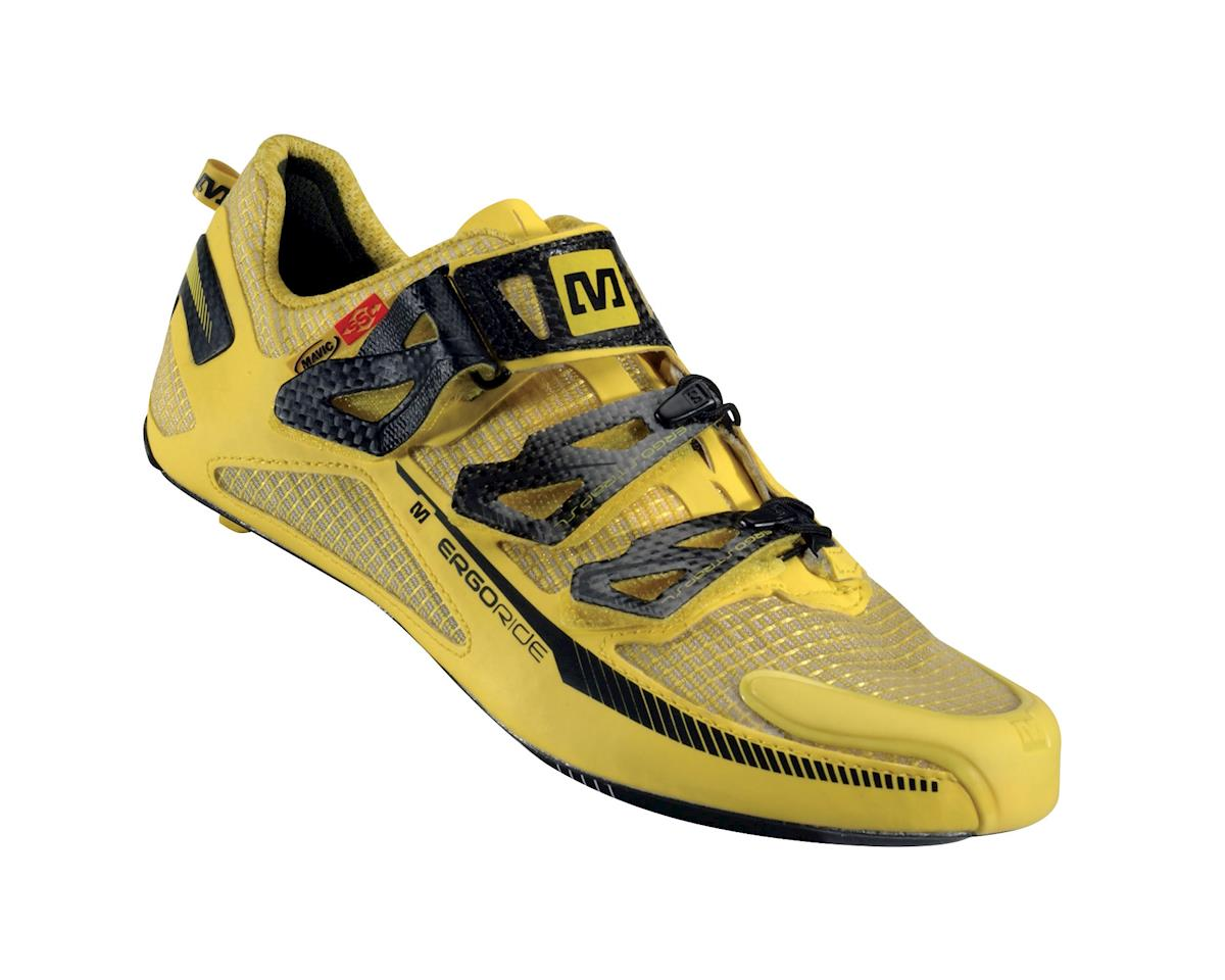Image 1 for Mavic Huez Road Shoes (Yellow)