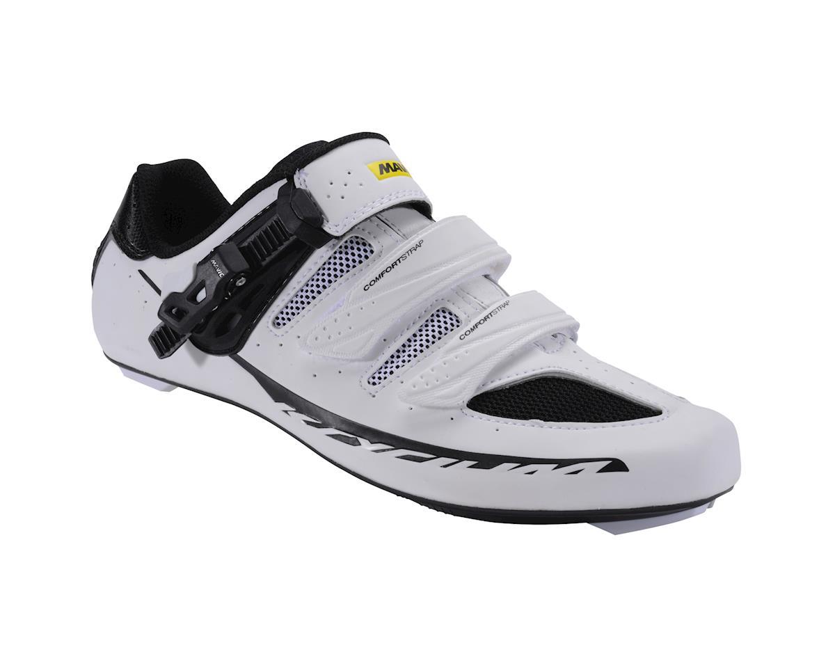 Mavic Ksyrium Elite II Road Shoes (Black/White)