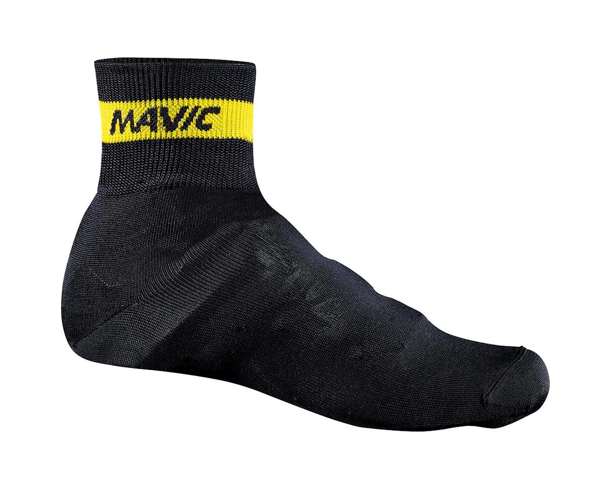 Mavic Knit Shoe Covers (Mavic Yellow)