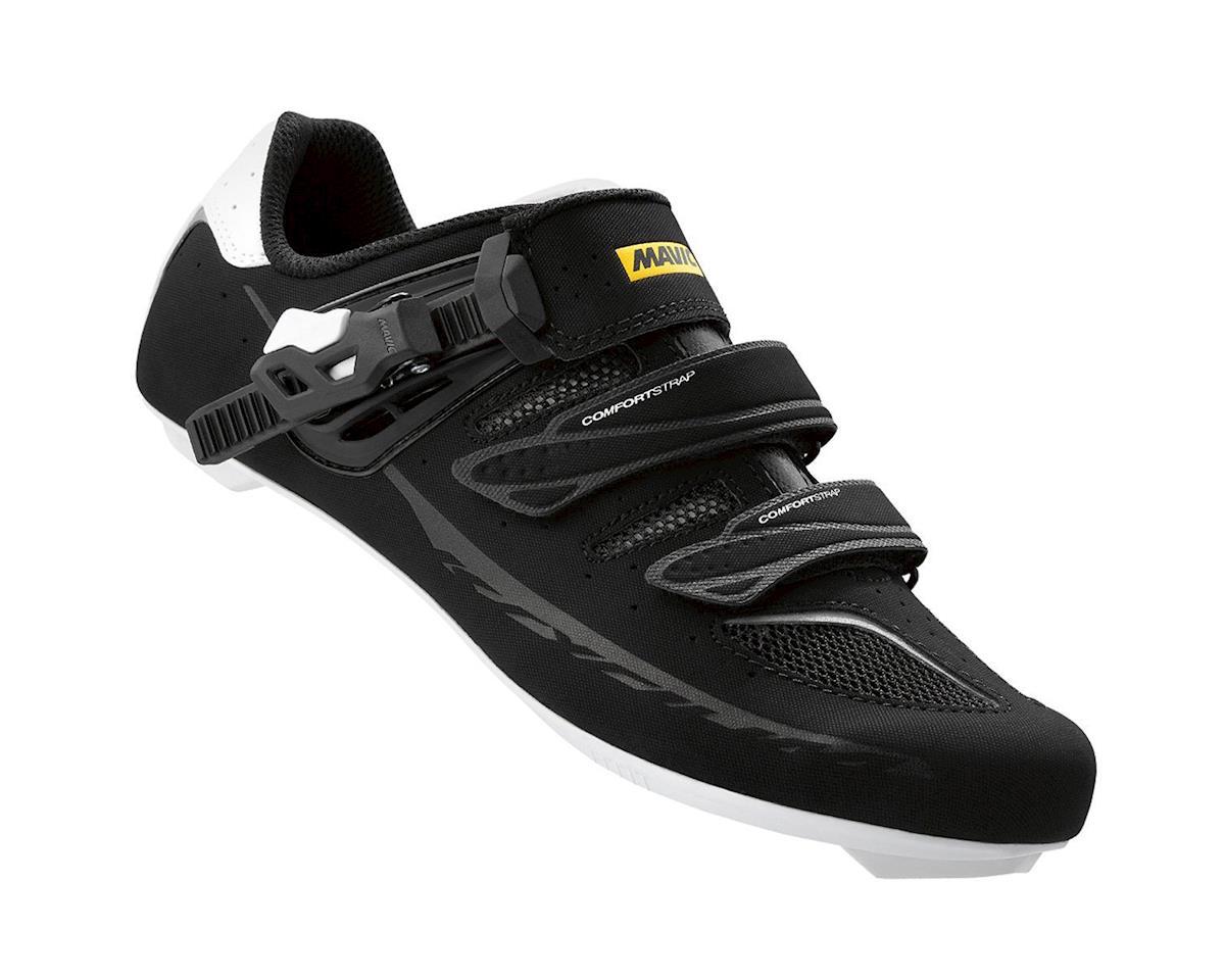 Mavic Ksyrium Elite II Women's Road Shoes (Black/White) (10.5 Uk (Us Womens 12))