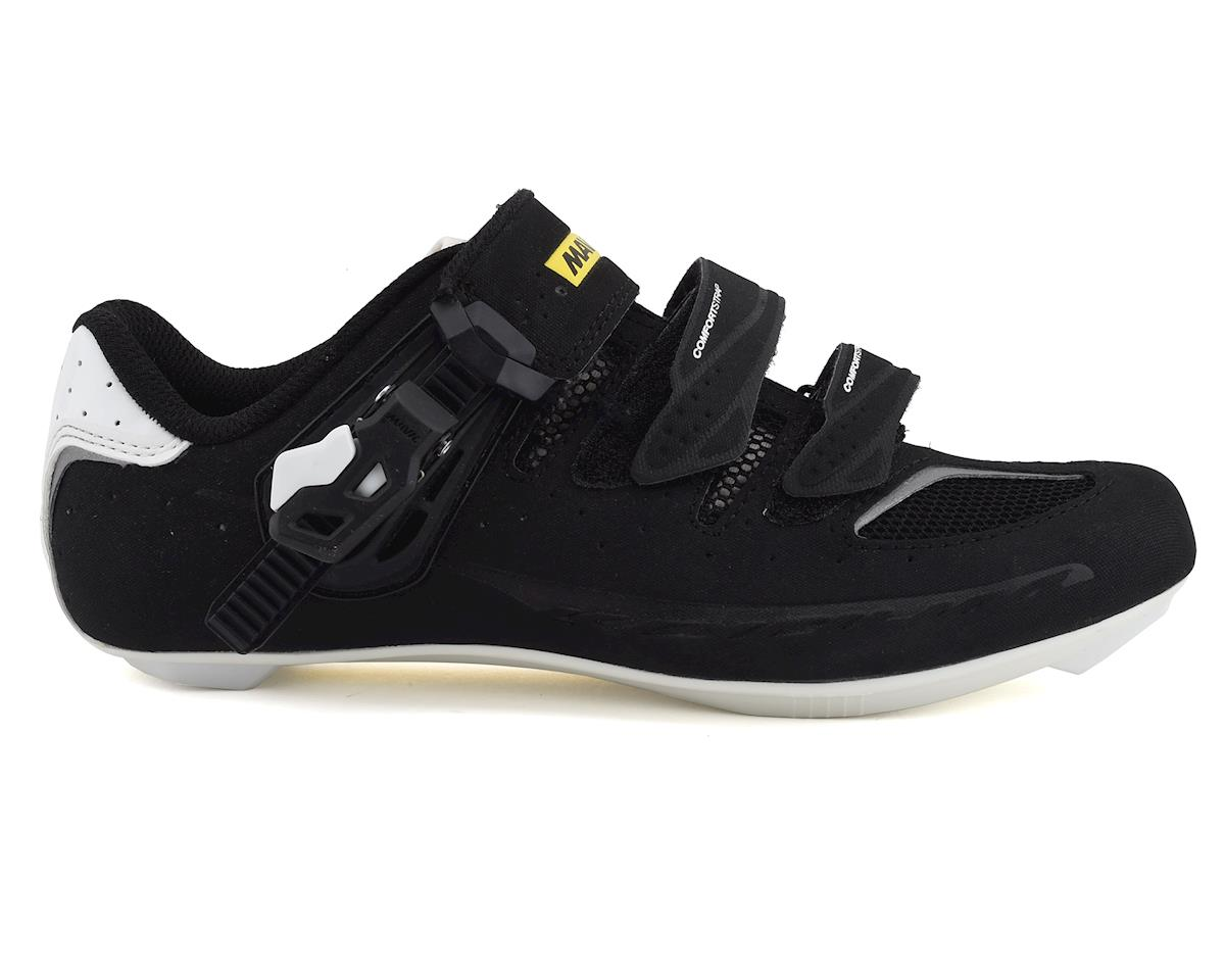 Mavic Ksyrium Elite II Women's Road Shoes (Black/White) (Us Womens 6)
