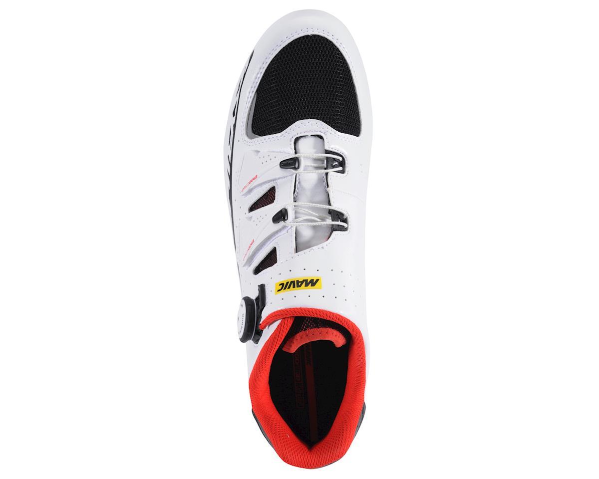 Mavic Ksyrium Pro II Road Shoes (White/Red/Black)