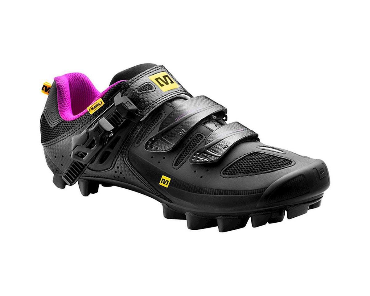 Mavic Scorpio Women's Mountain Shoes (Black/Purple) (9.5 Uk (Us Womens 11))