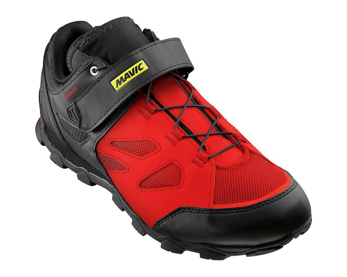Mavic XA Elite Mountain Shoes (Fiery Red/Black) (13 Uk (Us 13.5))