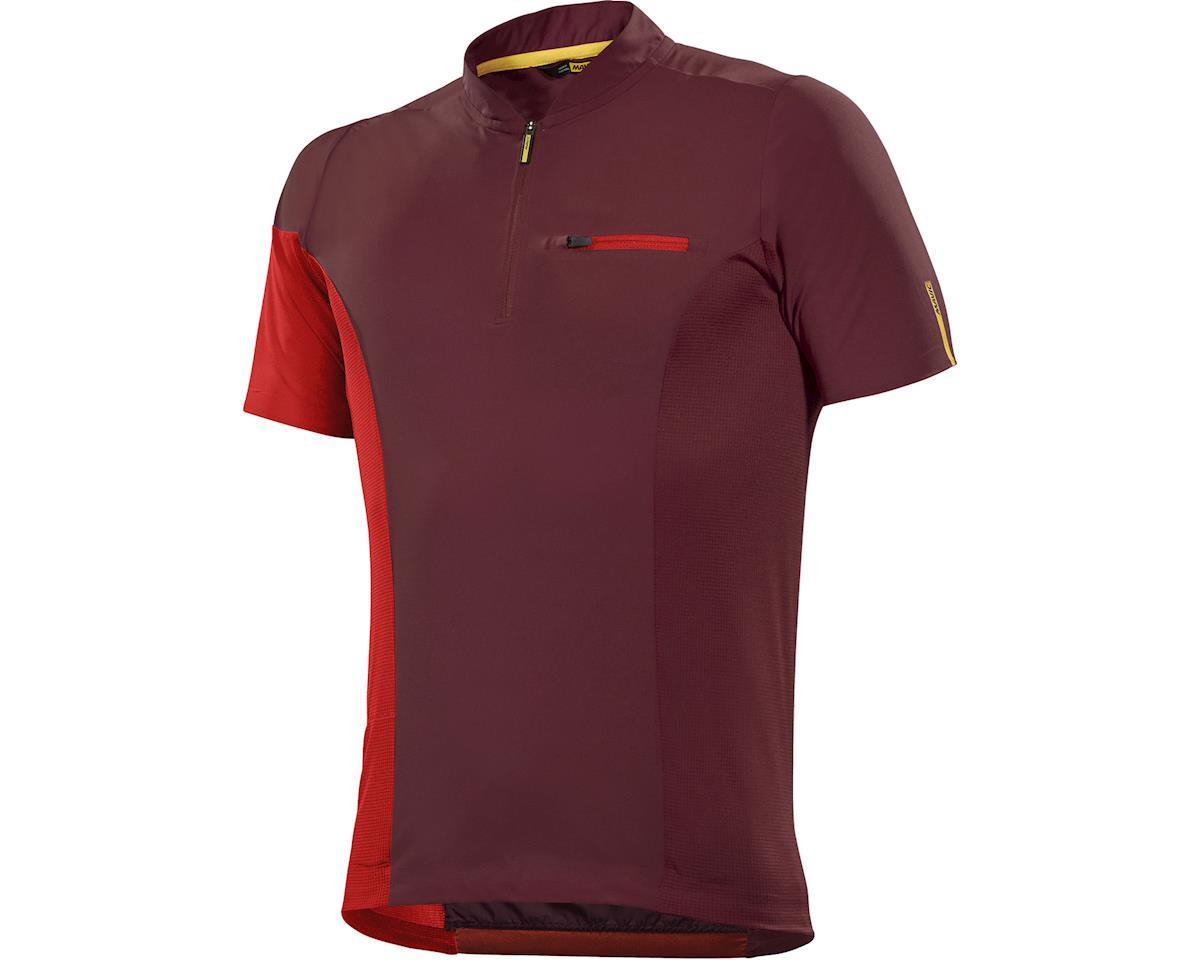 Image 1 for Mavic XA Pro Jersey (Tibetan Red/Fiery Red)
