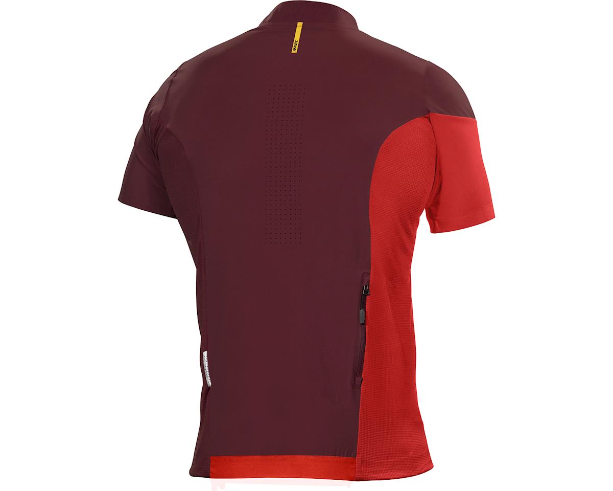 Image 2 for Mavic XA Pro Jersey (Tibetan Red/Fiery Red)