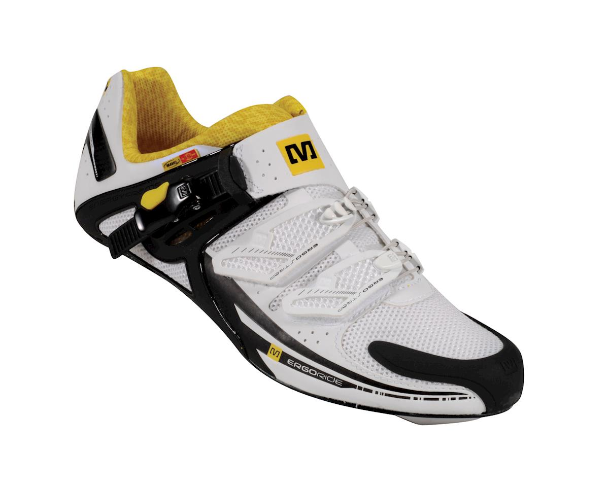 Mavic Zxellium Road Shoes (White) (12.5)