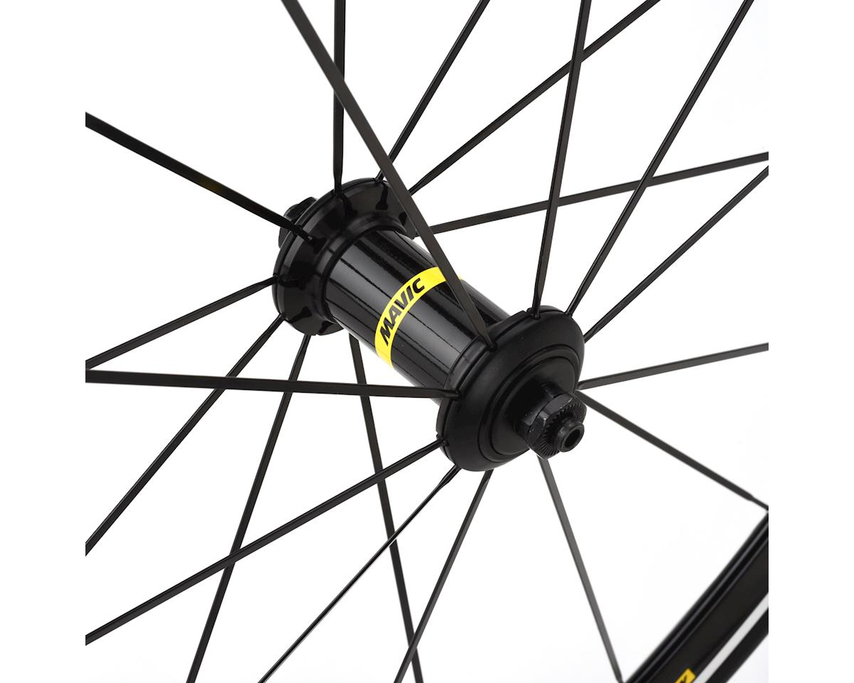Image 2 for Mavic Cosmic Elite Front Wheel + Yksion Elite 700x25 Tire