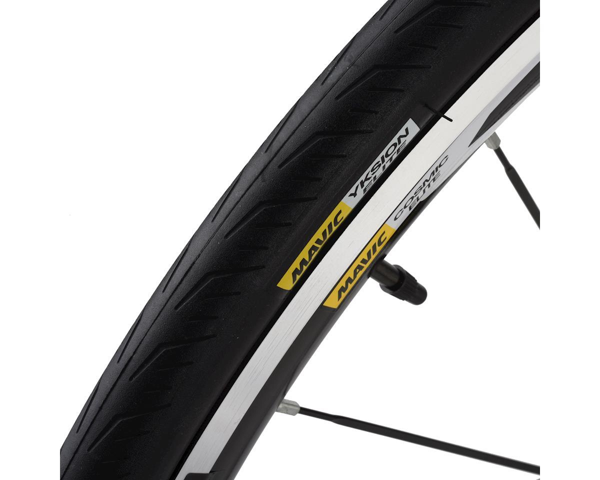 Image 3 for Mavic Cosmic Elite Front Wheel + Yksion Elite 700x25 Tire