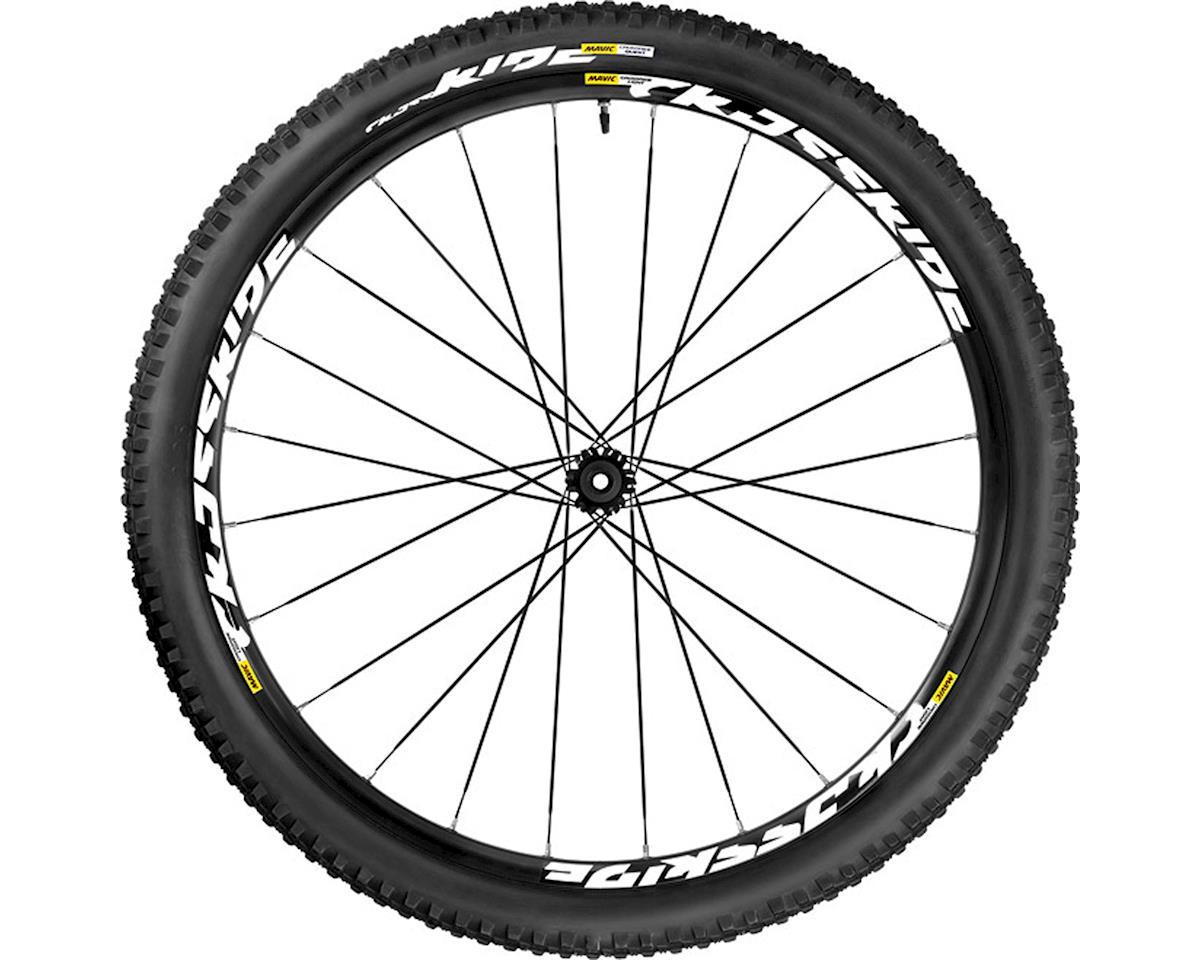 "Mavic Crossride Light 27.5"" Mountain Front Wheel + 27.5x2.25 Crossride Quest Tire"