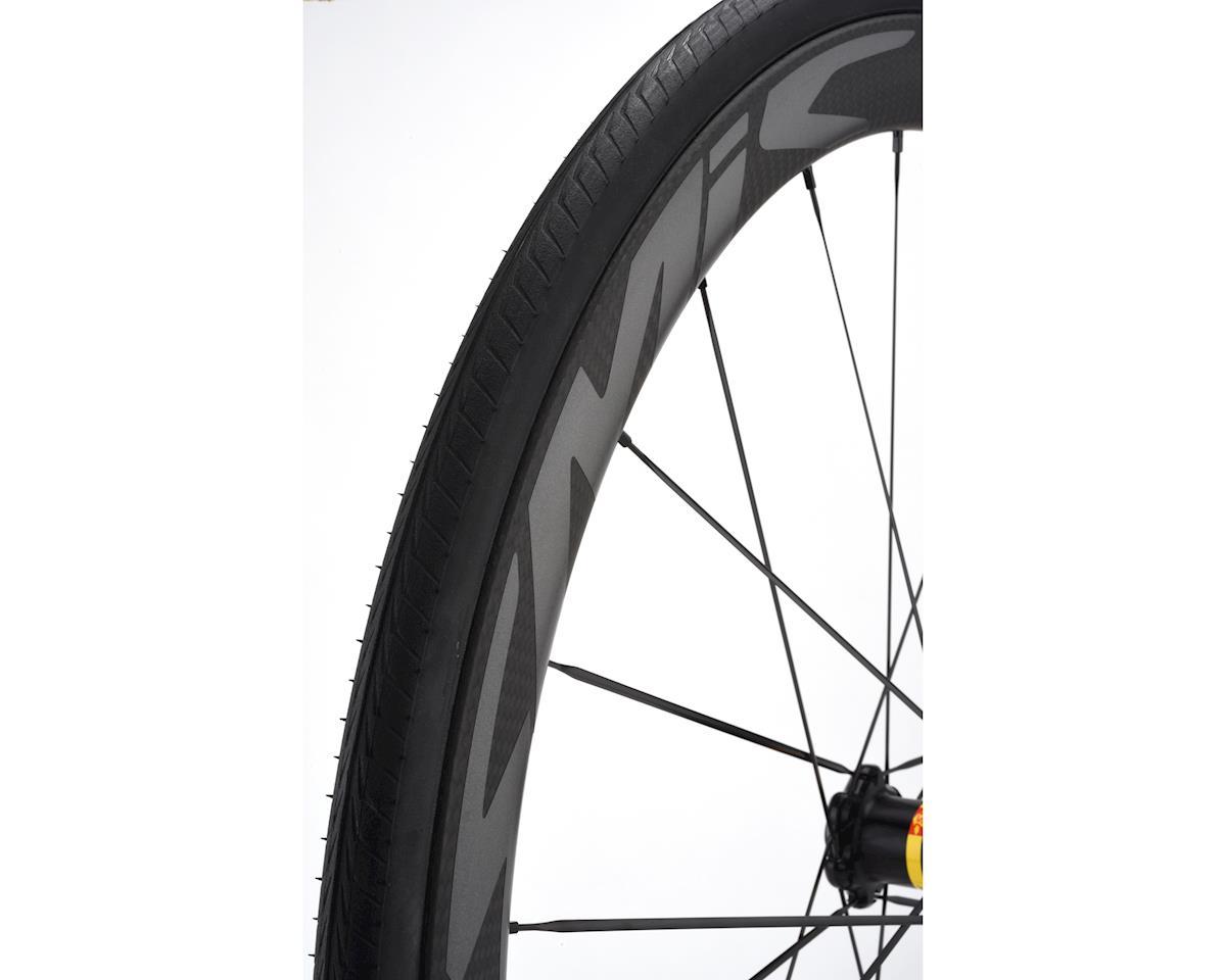 Image 3 for Mavic Cosmic Pro Carbon SL Disc Road Front Wheel + Yksion Pro 700x25 Tire