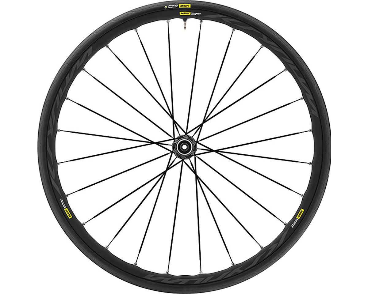 Mavic Ksyrium Elite Disc Road Rear Wheel + Yksion Pro 700x25 Tire