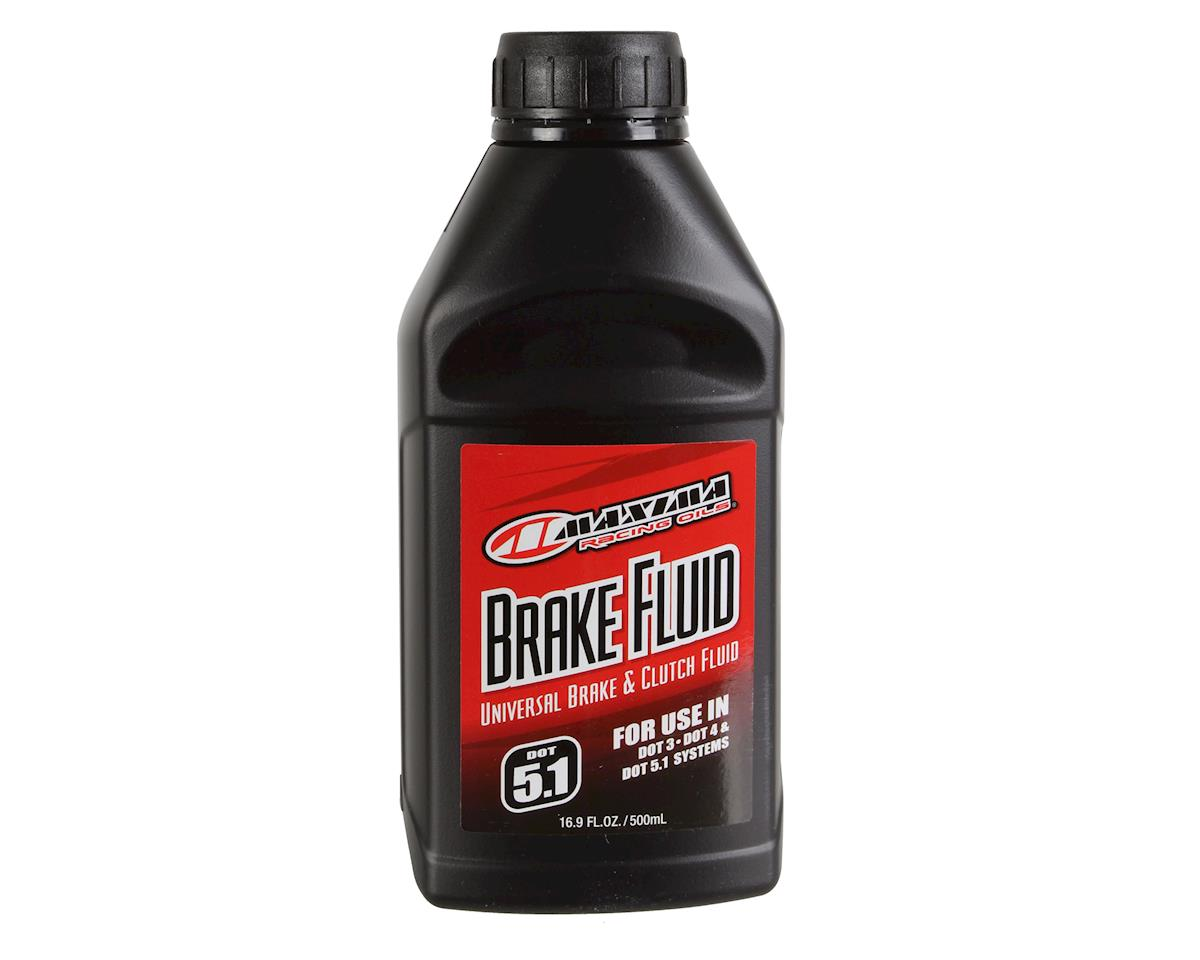 Maxima Racing DOT-5.1 Brake Fluid (16.9oz)