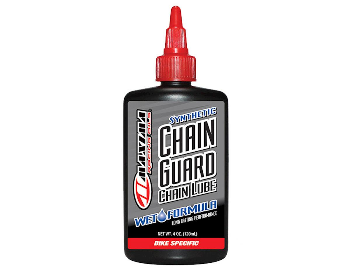 Maxima Bike Synthetic Chain Guard Wet Formula Lube
