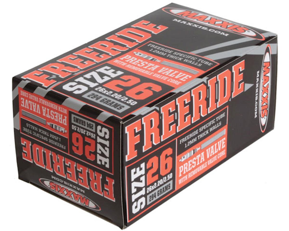 Maxxis Freeride Tube (26 x 2.2-2.5) (Presta Valve)